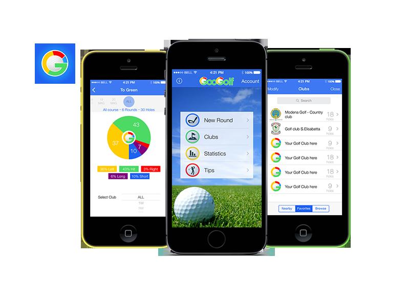 GooGolf App
