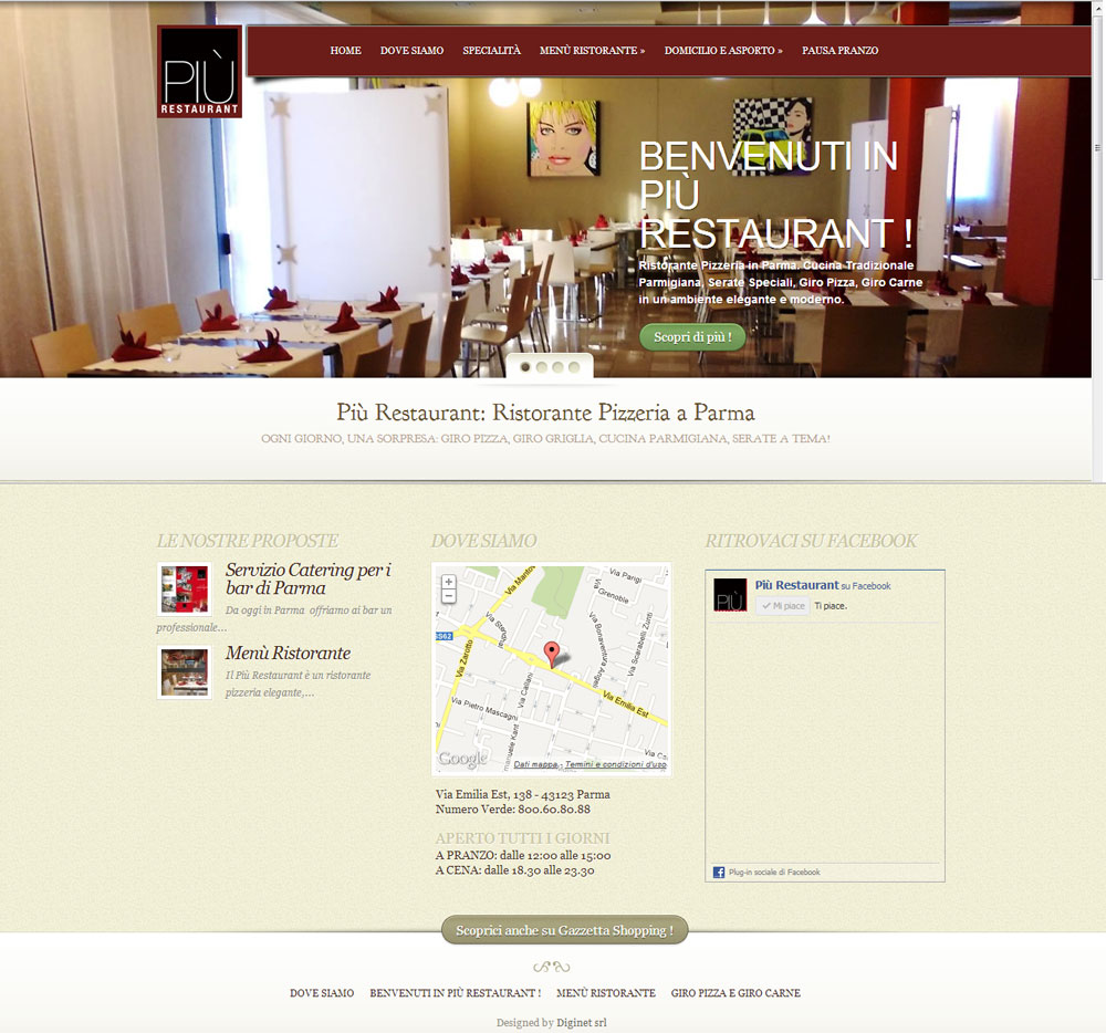 Più Restaurant