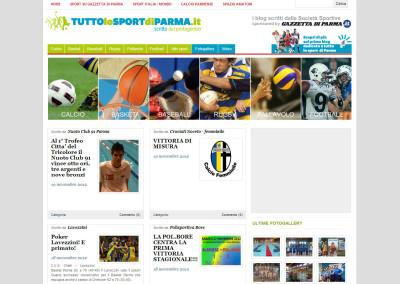 Tutto lo sport di Parma