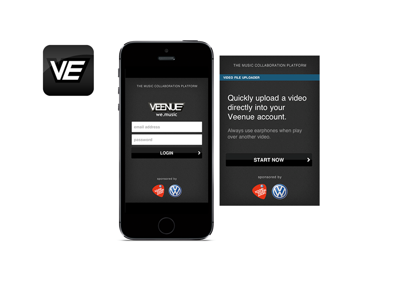 Veenue – Crea musica in collaborazione online